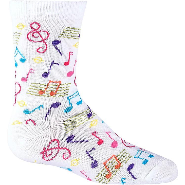 K. BellGirl's Music Sock