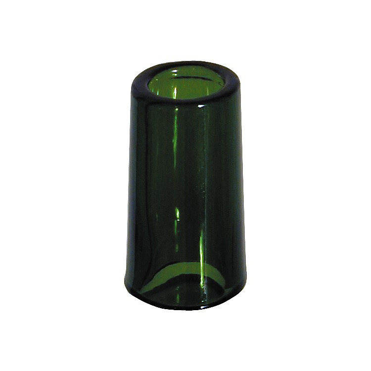 BigHeart Glass Double Cut Bottleneck Guitar Slide