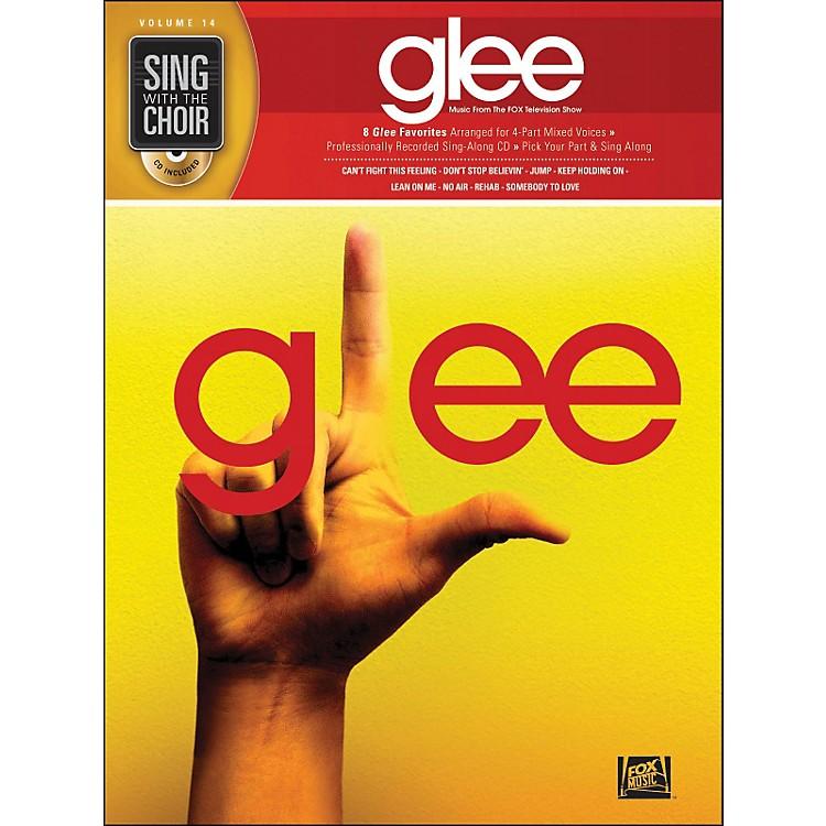 Hal LeonardGlee - Sing with The Choir Vol. 14 Book/CD