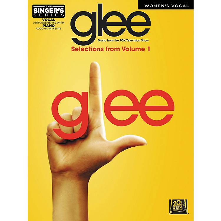 Hal LeonardGlee - Women's Edition Selections From Glee: The Music Volume 1 The Singer's Series