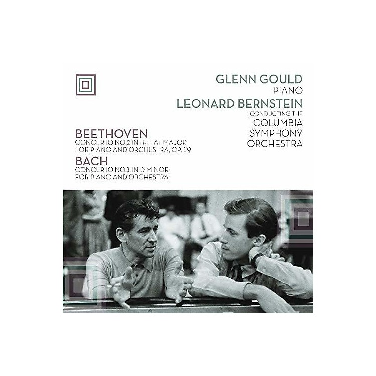 Alliance Glenn Gould - Plays Beethoven Concerto 2 & Bach Concerto 1