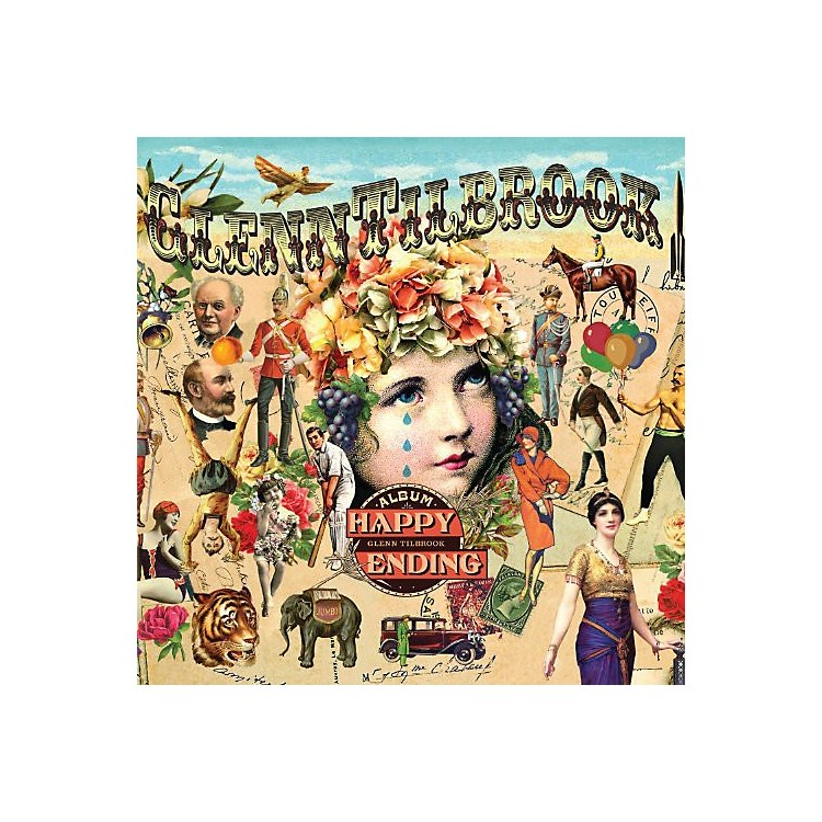 Alliance Glenn Tilbrook - Happy Ending