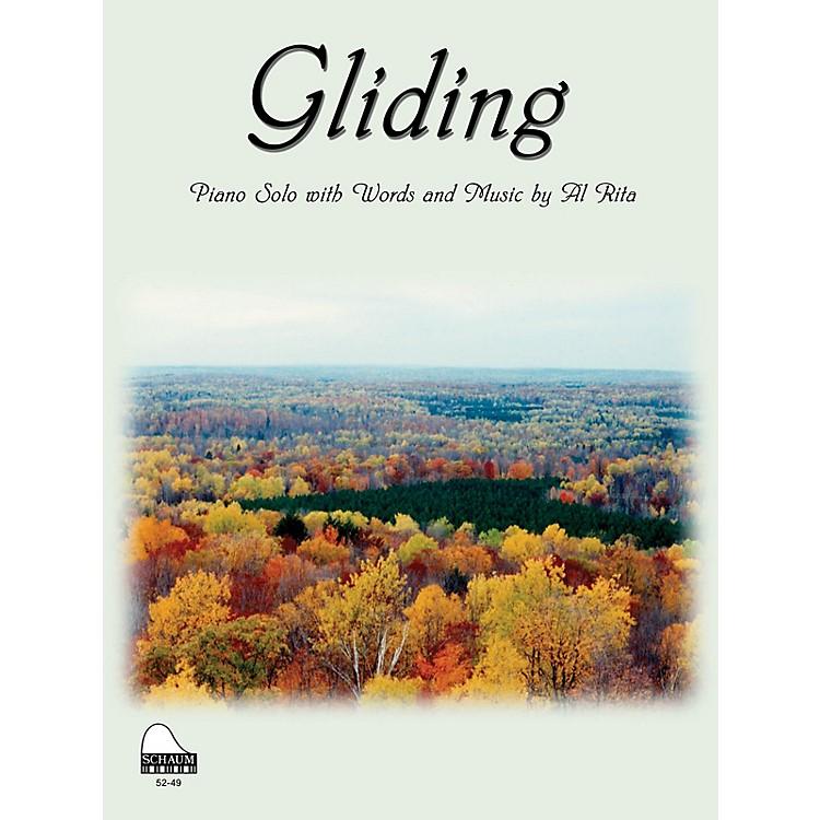 SCHAUMGliding (rita) Educational Piano Series Softcover
