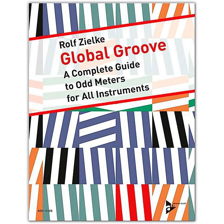 ADVANCE MUSICGlobal Groove Book & CD