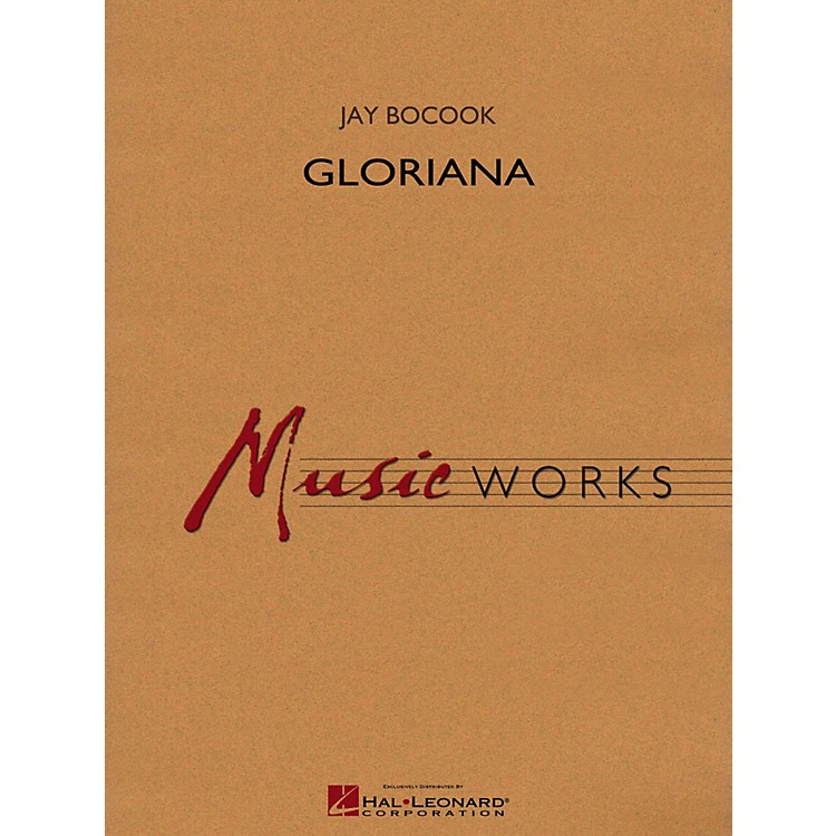 Hal LeonardGloriana Concert Band Level 5