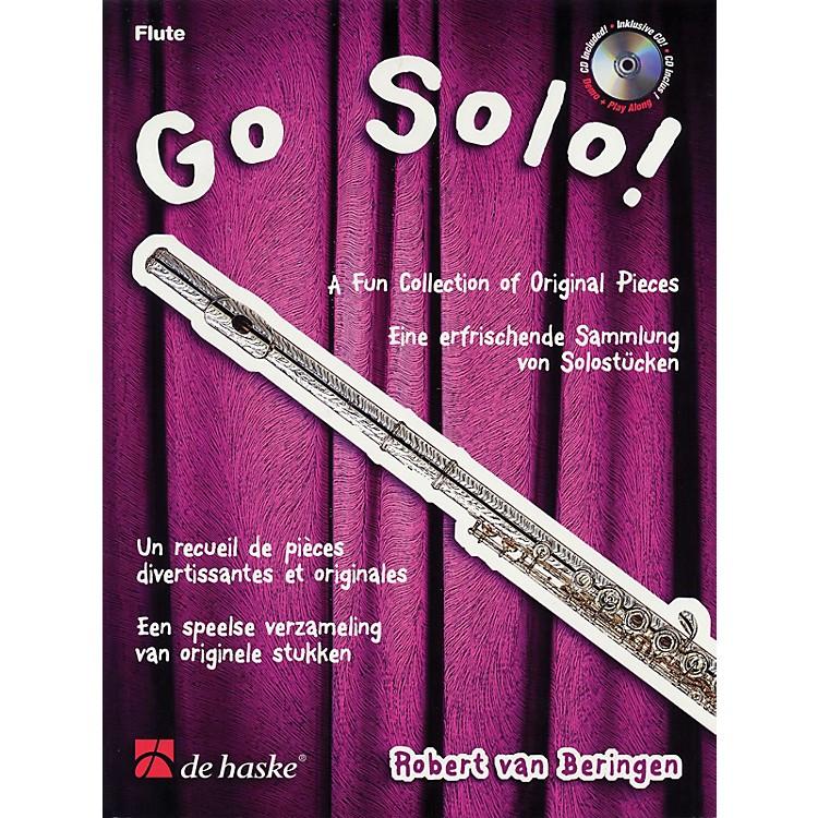 De Haske MusicGo Solo (A Fun Collection of Original Pieces) De Haske Play-Along Book Series by Robert van Beringen