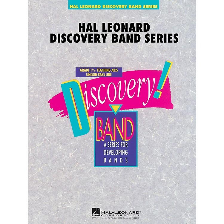 Hal LeonardGo the Distance Concert Band Level 1.5 Arranged by Michael Sweeney