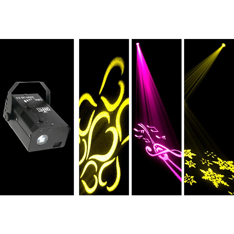 CHAUVET DJ Gobo Zoom LED 2.0