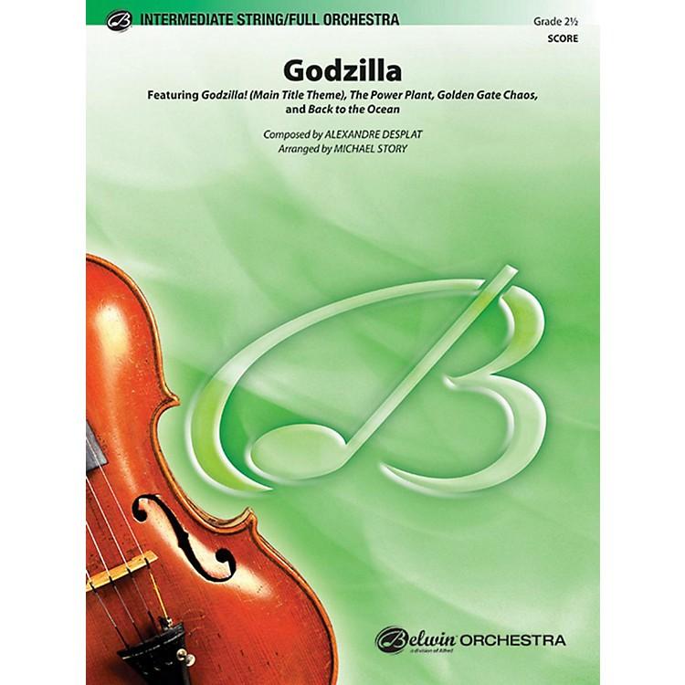 AlfredGodzilla Full Orchestra Grade 2.5