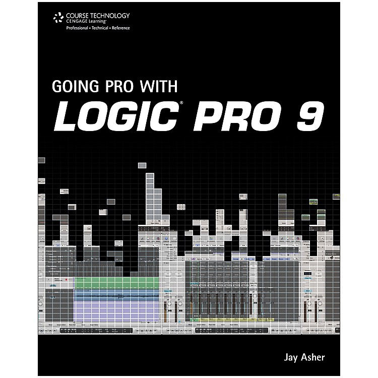 Course Technology PTRGoing Pro with Logic Pro 9 Book