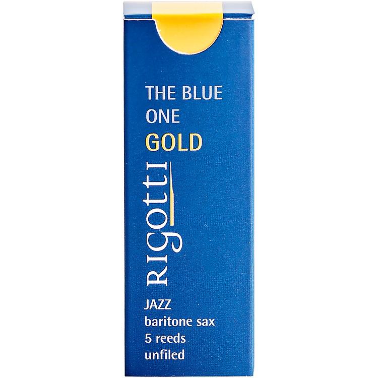 RigottiGold Baritone Saxophone ReedsStrength 2.5 Light