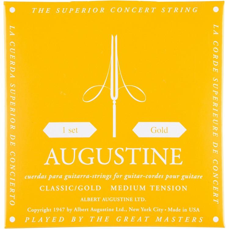 Albert AugustineGold Label Classical Guitar Strings