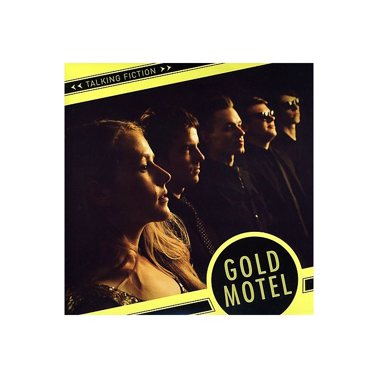 AllianceGold Motel - Talking Friction