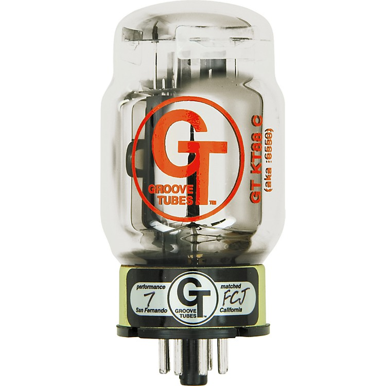 Groove TubesGold Series GT-KT88-C2 Matched Power Tubes