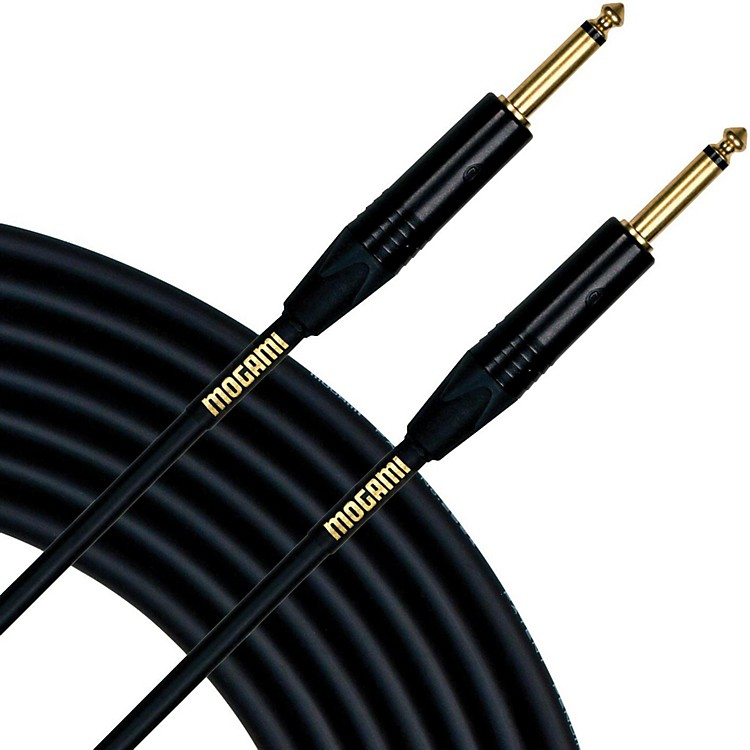 MogamiGold Series Instrument Cable3 ft.