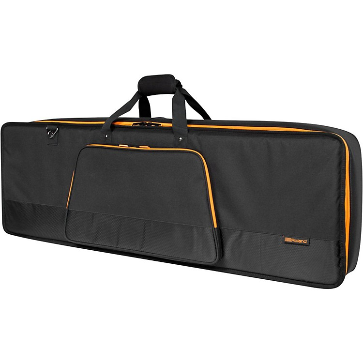 Roland Gold Series Keyboard Bag with Backpack and Shoulder Straps 61 Key
