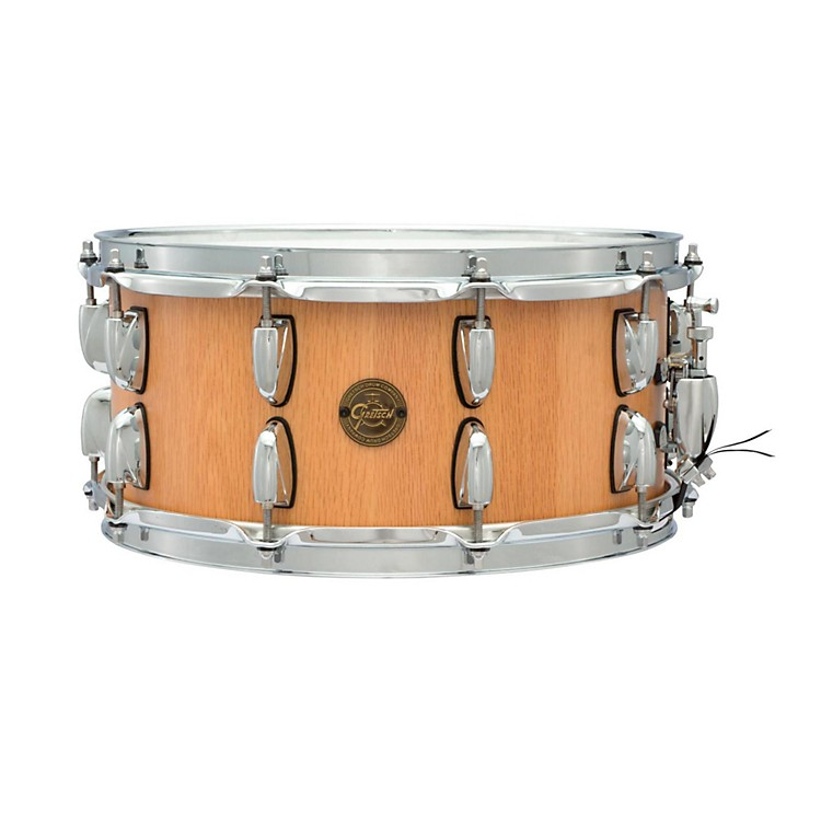 Gretsch Drums Gold Series Oak Stave Snare Drum 14 x 6.5