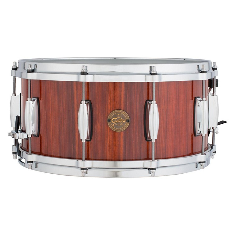 Gretsch Drums Gold Series Rosewood Snare Drum 14 x 6.5 Natural
