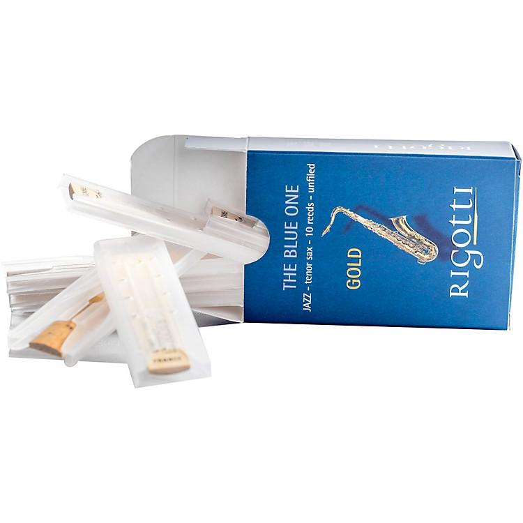 RigottiGold Tenor Saxophone ReedsStrength 2.5 Medium