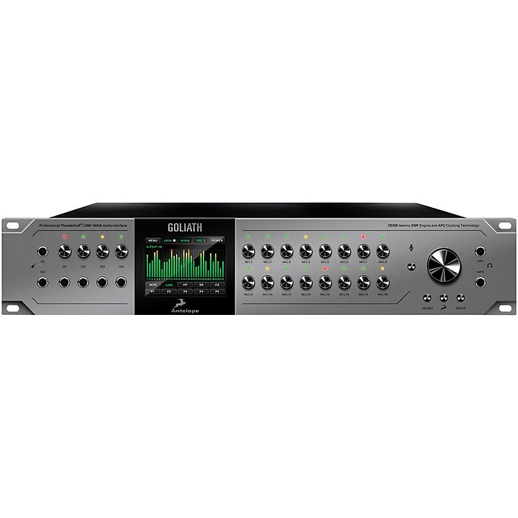 Antelope AudioGoliath Thunderbolt, USB and MADI Audio Interface