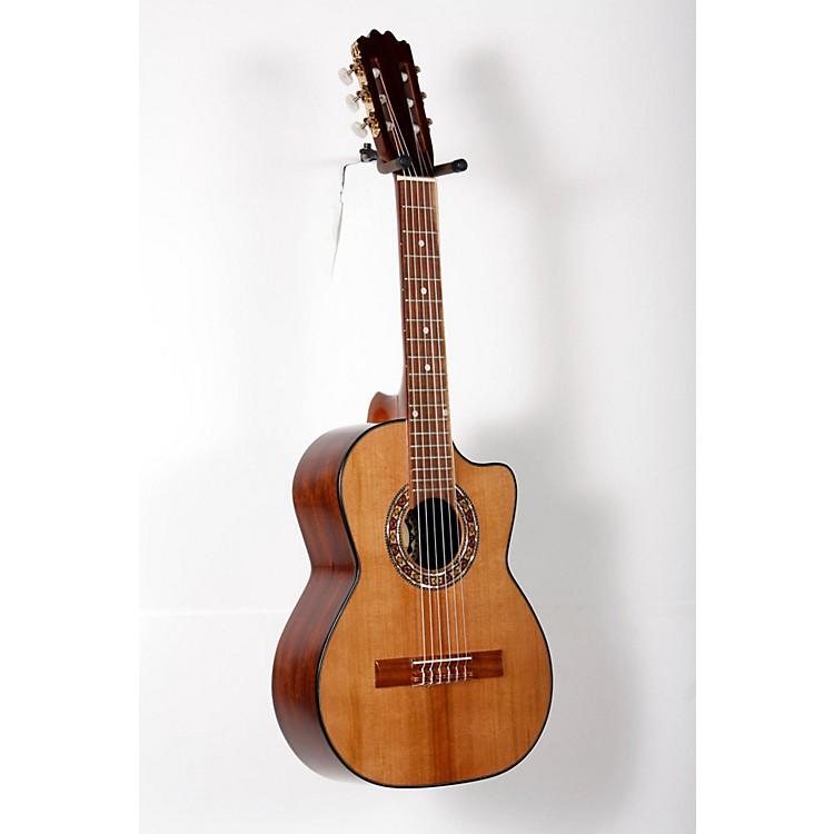 Paracho Elite GuitarsGonzales 6 String RequintoNatural888365840345