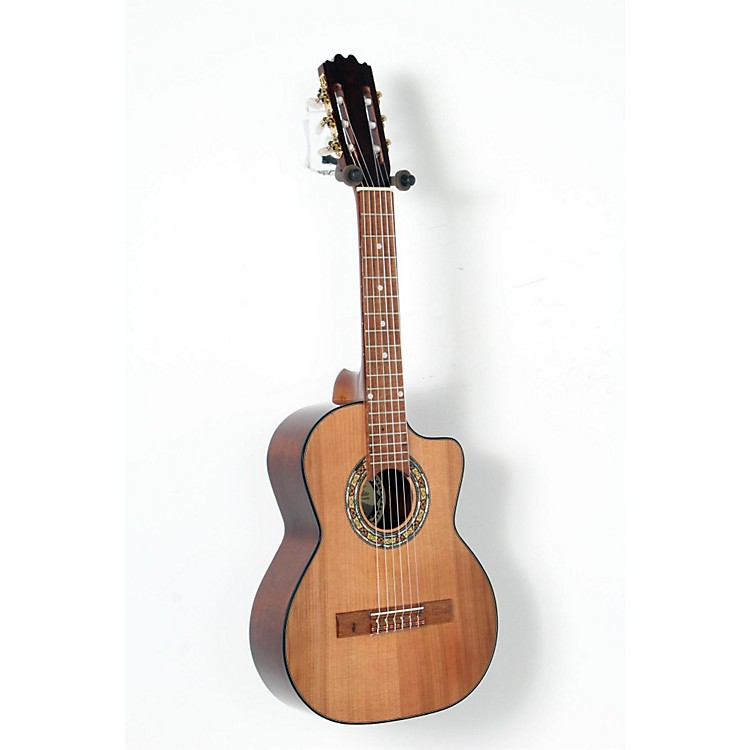 Paracho Elite GuitarsGonzales 6 String RequintoNatural888365906096