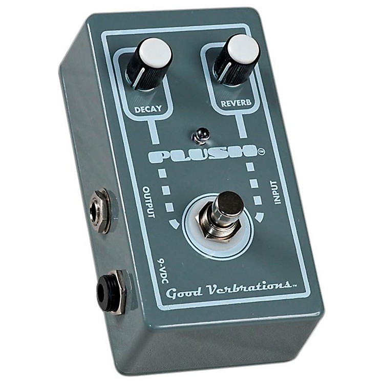 Plush Good Verbrations Reverb Guitar Effects Pedal