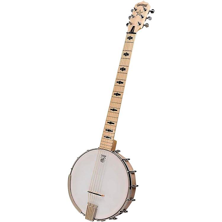 DeeringGoodtime 6- String BanjoNatural