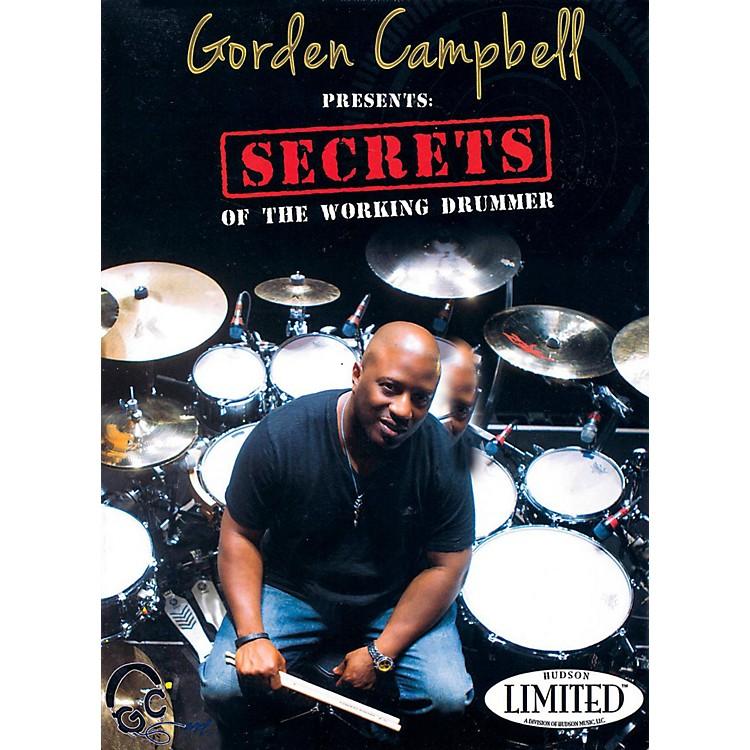 Hudson MusicGorden Campbell - Secrets of the Working Drummer DVD
