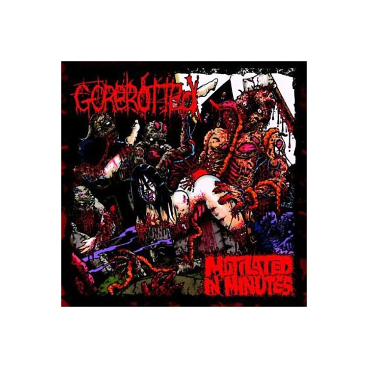 AllianceGorerotted - Mutilated in Minutes