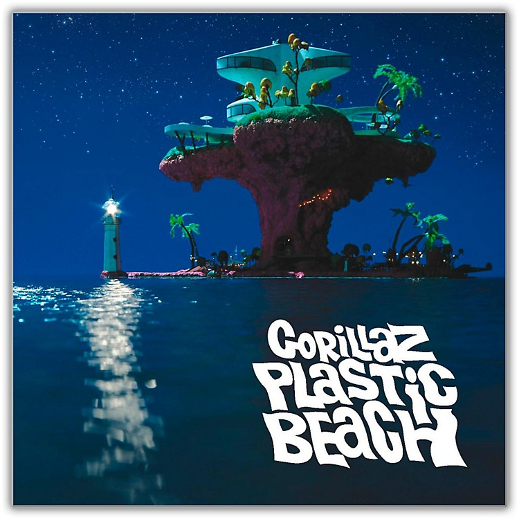 WEAGorillaz - Plastic Beach