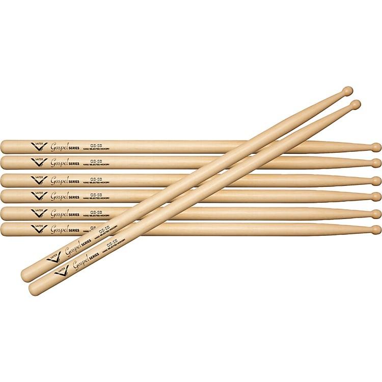 VaterGospel 5B Drum Sticks - Buy 3, Get 1 FreeWood