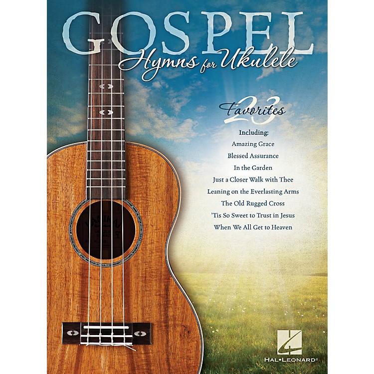 Hal LeonardGospel Hymns For Ukulele