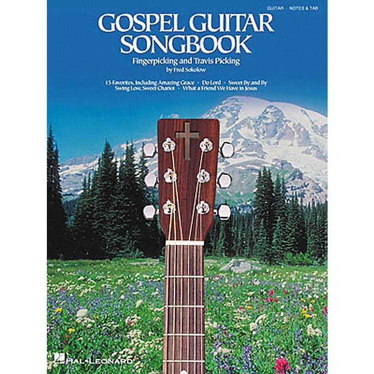 Hal LeonardGospel Travis Fingerpicking Guitar Tab Songbook
