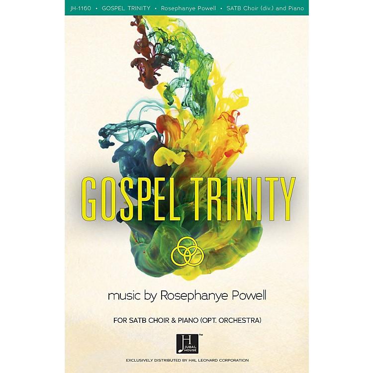 Fred Bock MusicGospel Trinity SATB composed by Rosephanye Powell