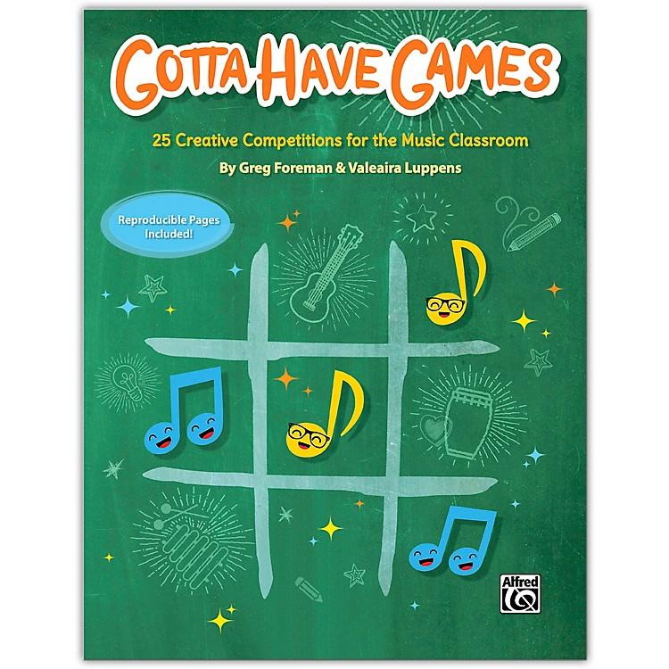 AlfredGotta Have Games Book Grades 2--8