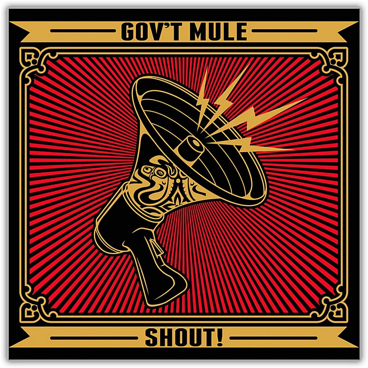 Universal Music GroupGov't Mule - Shout! Vinyl LP