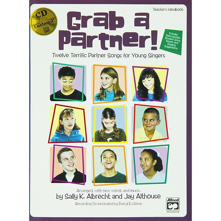 AlfredGrab a Partner! Book/CD