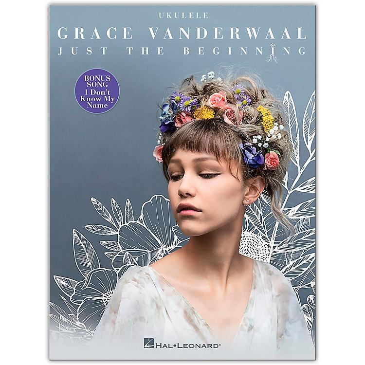 Hal LeonardGrace Vanderwaal - Just the Beginning Ukulele Edition