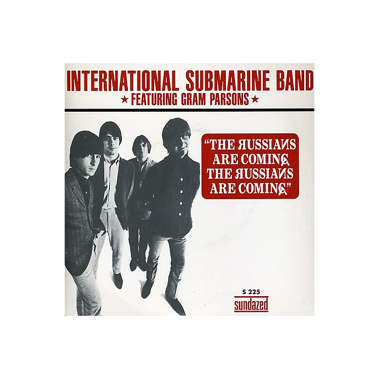 AllianceGram Parsons - The Russians Are Coming/Truck Driving Man