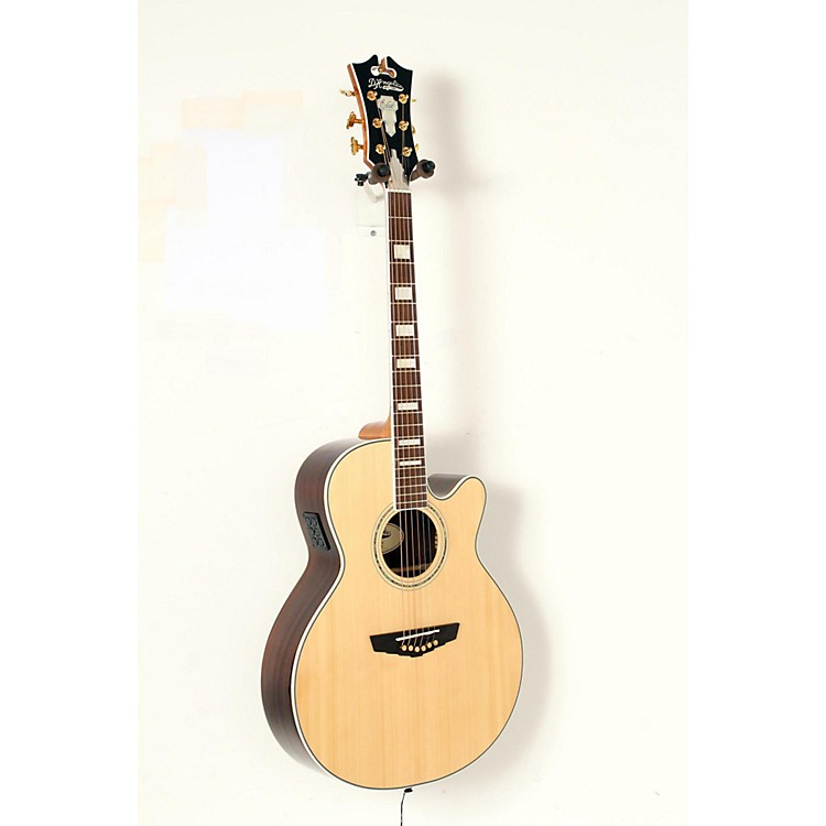 D'AngelicoGramercy Sitka Grand Auditorium Cutaway Acoustic-Electric GuitarNatural190839047991