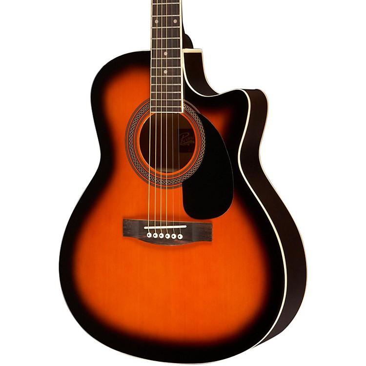 RogueGrand Concert Cutaway Acoustic-Electric GuitarSunburst