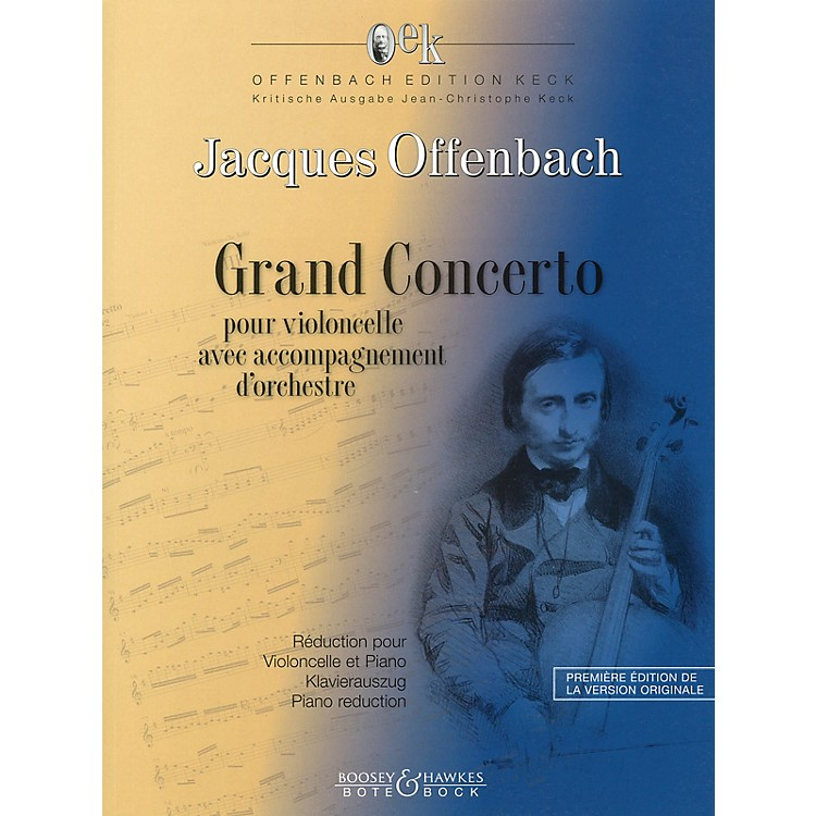 Bote & BockGrand Concerto (Concerto militaire) Cello and Piano Boosey & Hawkes Chamber Music Series Softcover