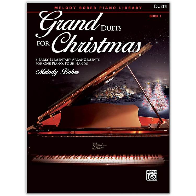 AlfredGrand Duets for Christmas, Book 1 Early Elementary