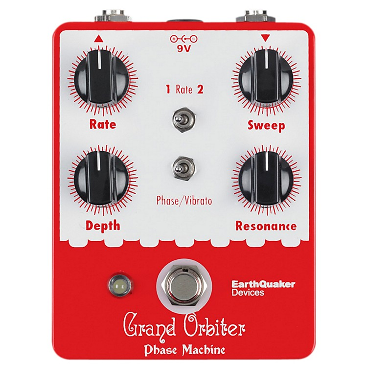 EarthQuaker DevicesGrand Orbiter Phase Machine Guitar Effects Pedal