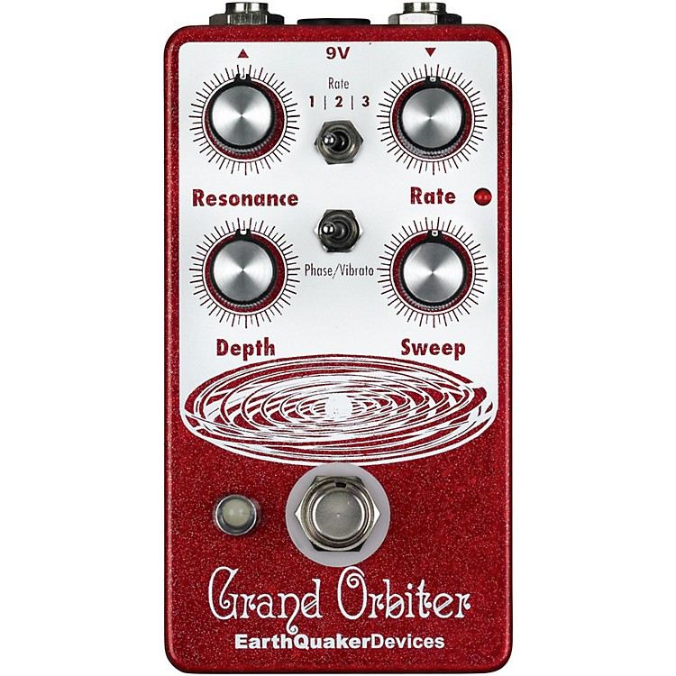 EarthQuaker DevicesGrand Orbiter Phase Machine V2 Guitar Effects Pedal