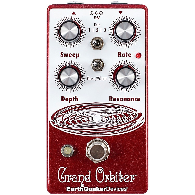 EarthQuaker DevicesGrand Orbiter V3 Phase Effects Pedal