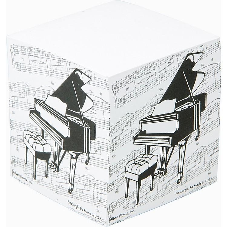 Gear OneGrand Piano Memo Cube