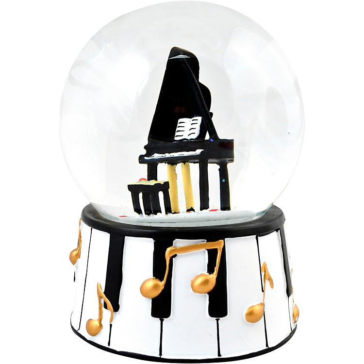 AIM Grand Piano Snow Globe