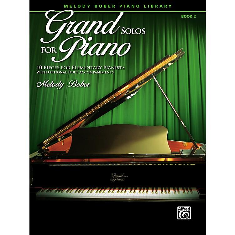 AlfredGrand Solos for Piano Book 2